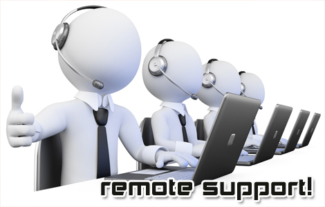 Remote Support Services Bristol