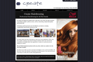 Web Design Gallery Create