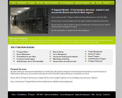 Web Design Gallery Yans